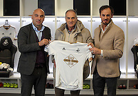 Pictured: at the Liberty Stadium Monday 18 January 2016<br />