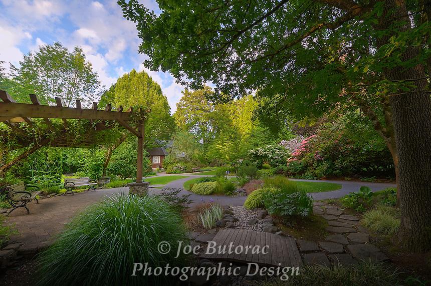 Sendall Gardens Langley B.C.