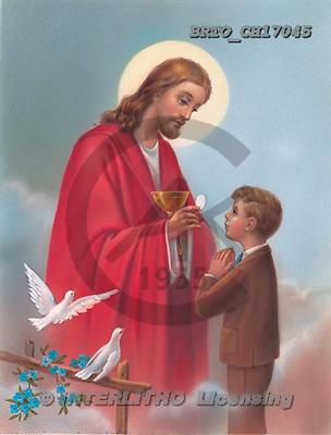Christo, EASTER RELIGIOUS, paintings, BRTOCH17045,#ER# Ostern, religiös, Pascua, relgioso, illustrations, pinturas