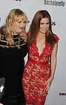 HOLLYWOOD, CA - AUGUST 23: Rebel Wilson and Isla Fisher arrive at the Los Angeles premiere of 'Bachelorette' at the Arclight Hollywood on August 23, 2012 in Hollywood, California. /NortePhoto.com.... **CREDITO*OBLIGATORIO** *No*Venta*A*Terceros*..*No*Sale*So*third* ***No*Se*Permite*Hacer Archivo***No*Sale*So*third*