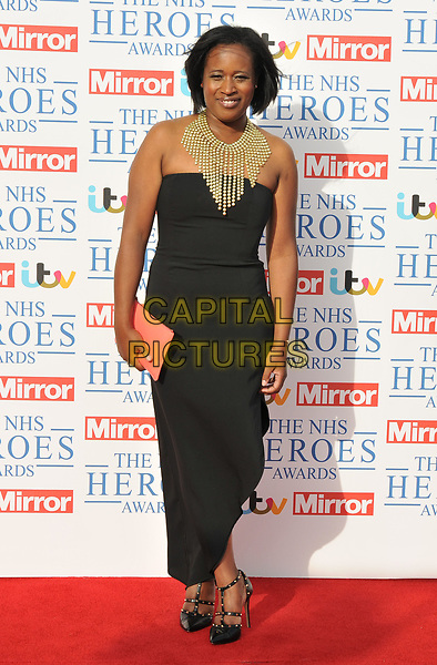Charlene White at the NHS Heroes Awards 2018, London Hilton on Park Lane Hotel, Park Lane, London, England, UK, on Monday 14 May 2018.<br /> CAP/CAN<br /> &copy;CAN/Capital Pictures