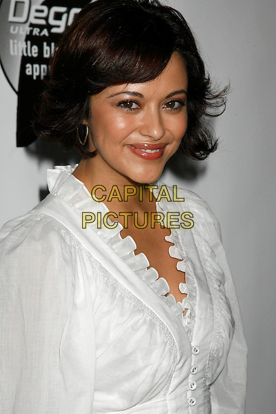 MARISA RAMIREZ.Arrivals - Little Black Dress celebrates its Fifth Anniversary at Fleur de Lys, Bel Air, California, USA, .18 November 2006..portrait headshot marissa.CAP/ADM/RE.©Russ Elliot/AdMedia/Capital Pictures.