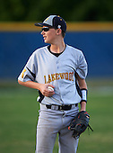 Lakewood Spartans Connor East (6) during a game against the Boca Ciega Pirates at Boca Ciega High School on March 2, 2016 in St. Petersburg, Florida.  (Copyright Mike Janes Photography)