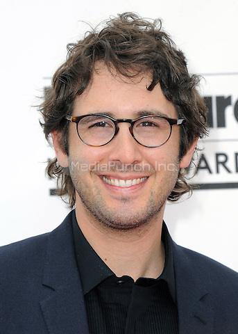 LAS VEGAS, NV - MAY 18:  Josh Groban at the 2014 Billboard Music Awards at the MGM Grand Garden Arena on May 18, 2014 in Las Vegas, Nevada.PGSK/MediaPunch