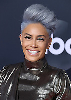 LOS ANGELES, CA - NOVEMBER 24:  Sibley Scoles at the 2019 American Music Awards at the Microsoft Theater on November 24, 2019 in Los Angeles, California. (Photo by Frank Micelotta/PictureGroup)