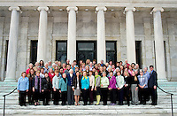 Docent Group Photo