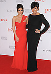 "Kim Kardashian and Kris Jenner at LACMA's ""The Unmasking"" The Lynda & Stewart Resnick Exhibition Pavilion Opening Gala at       The Los Angeles County Museum of Art in Los Angeles, California on September 25,2010                                                                               © 2010 DVS / Hollywood Press Agency"
