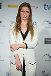 Manuela Velles attend the photocall of the nominates reading of Jose Maria Forque Awards in Madrid, Spain. December 18, 2014. (ALTERPHOTOS/Carlos Dafonte)