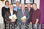 Pictured at the launch of the Southern Regional Drugs Task Force annual report for 2011 in the Travel Inn, Fossa on Friday were Chris Black, Con Cremin, Superintendent Flor Murphy, Killarney, Tom Daly, Sean Fuller and Ger Lowe.....