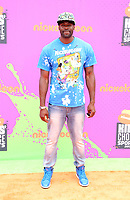 LOS ANGELES, CA July 13- Sheldon Bailey, At Nickelodeon Kids' Choice Sports Awards 2017 at The Pauley Pavilion, California on July 13, 2017. Credit: Faye Sadou/MediaPunch