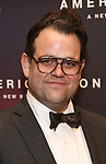 Greg Hildreth attends the Broadway Opening Night of 'AMERICAN SON' at the Booth Theatre on November 4, 2018 in New York City.