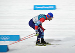 Damir Rastic (SRB). Mens sprint classic qualification. Cross country skiing. Alpensia Croos-Country skiing centre. Pyeongchang2018 winter Olympics. Alpensia. Republic of Korea. 13/02/2018. ~ MANDATORY CREDIT Garry Bowden/SIPPA - NO UNAUTHORISED USE - +44 7837 394578