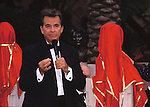 Dick Clark.Attending the Academy of Television Arts and Sciences'.Hall of Fame Awards at Walt Disney World in Orlando, Florida..October 5, 1996.