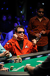 """Miami"" John Cernuto is all in and hits his ace on the flop"