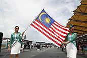 1st October 2017, Sepang, Malaysia;  FIA Formula One World Championship, Grand Prix of Malaysia, Grid Girls Sepang Malaysia