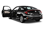 Car images of 2018 Honda Civic LX 3 Door Coupe Doors