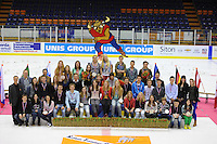 SCHAATSEN: HEERENVEEN: Thialf IJsstadion, 16-03-2013, Winnaars Vikingrace 2013, ©foto Martin de Jong