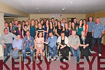 30th Birthday : Tina Larkin, Listowel who celebrated her 30th birthday with family & friends at The Listowel Arms Hotel on Saturday night last.