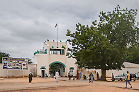 Emir's place Argungu, olders place in northern Kebbi State- Nigeria
