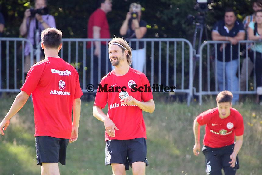 Martin Lanig (eintracht) - Eintracht Frankfurt Trainingsauftakt, Commerzbank Arena