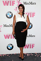 BEVERLY HILLS, CA June 13- Angelique Cabral, at Women In Film 2017 Crystal + Lucy Awards presented by Max Mara and BMWGayle Nachlis at The Beverly Hilton Hotel, California on June 13, 2017. Credit: Faye Sadou/MediaPunch