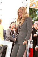 LOS ANGELES - DEC 4:  Gwyneth Paltrow at the Ryan Murphy Star Ceremony on the Hollywood Walk of Fame on December 4, 2018 in Los Angeles, CA