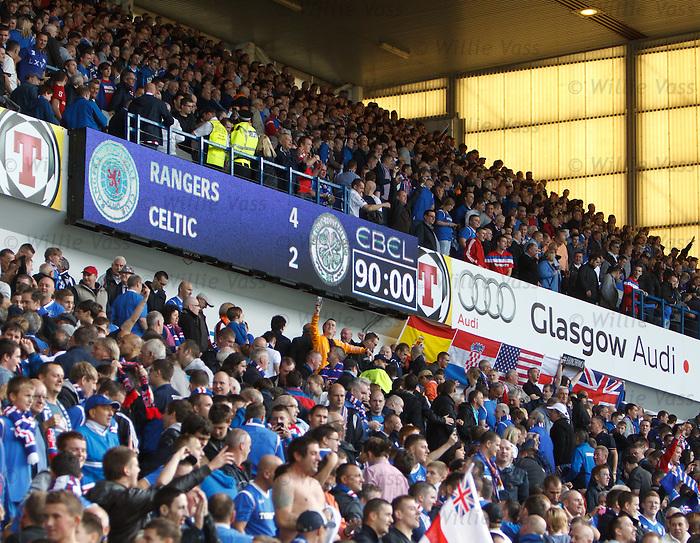 Rangers 4 Celtic 2