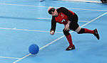 Goalball women compete at the 2019 ParaPan American Games in Lima, Peru-31aug2019-Photo Scott Grant