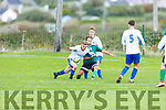 Action from Fenit Samphires v Killarney Athletic in the KDL District League on Sunday.