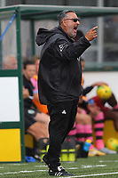 Tom Loizou manager of Haringey during Haringey Borough vs Corinthian Casuals, BetVictor League Premier Division Football at Coles Park Stadium on 10th August 2019