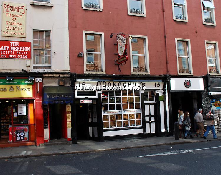 O'Donoghue's, Dublin