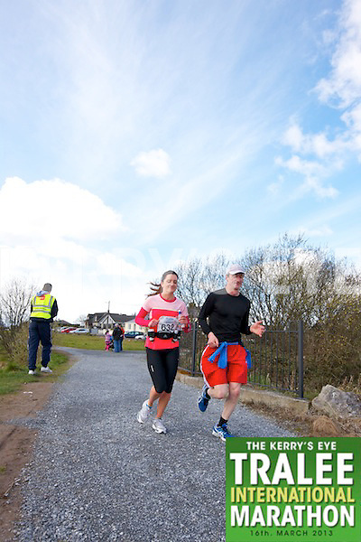 0632 Martina Sheehan  who took part in the Kerry's Eye, Tralee International Marathon on Saturday March 16th 2013.