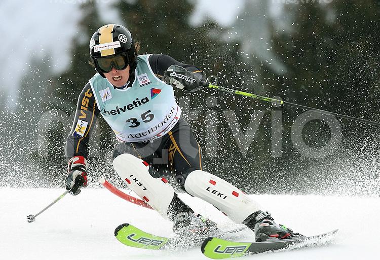 Ski Alpin;  Saison 2006/2007   06.01.2007 42. Weltcup Slalom  Herren Ondrej Bank (CZE)