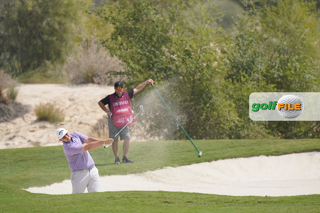 Marcus Armitage (ENG) during the third round of the Commercial Bank Qatar Masters 2020, Education City Golf Club , Doha, Qatar. 07/03/2020<br /> Picture: Golffile | Phil Inglis<br /> <br /> <br /> All photo usage must carry mandatory copyright credit (© Golffile | Phil Inglis)