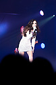 Cher Lloyd, Nov 08, 2012 : Tokyo, Japan - Cher Lloyd performs on the catwalk during Girls Award 2012 Autumn/Winter at the Yoyogi National Gymnasium in Shibuya, Japan. (Photo by Yumeto Yamazaki/Nippon News)