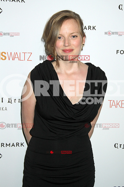 June 21, 2012 Director Sarah Polley at the screening of Take This Waltz presented by Forevermark at the Sunshine Landmark in New York City. &copy; RW/MediaPunch Inc. NORTEPHOTO.COM<br /> **SOLO*VENTA*EN*MEXICO**<br /> **CREDITO*OBLIGATORIO** <br /> *No*Venta*A*Terceros*<br /> *No*Sale*So*third*