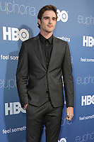 "LOS ANGELES _ JUN 4:  Jacob Elordi at the LA Premiere Of HBO's ""Euphoria"" at the Cinerama Dome on June 4, 2019 in Los Angeles, CA"