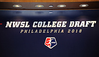 2018 NWSL Draft, January 18, 2018