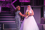 "Guiding Light's Kim Zimmer stars in ""It Shoulda Been You"" - a new musical comedy - at tje Gretna Theatre on July 30, 2016 along wth Jane Brockman (All My Children) - both she and Kim were in separate companies of the national tour of Wicked. (Photo by Sue Coflin/Max Photos)"