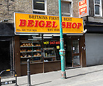 Beigel bakery Brick Lane London