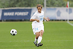 05 November 2008: North Carolina's Casey Nogueira. The University of North Carolina defeated the University of Miami 1-0 at Koka Booth Stadium at WakeMed Soccer Park in Cary, NC in a women's ACC tournament quarterfinal game.