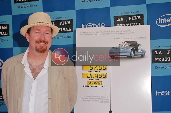 Richard D. Titus<br />at the Los Angeles Film Festival Screening of &quot;Who Killed The Electric Car&quot;. Landmark Regent Theater, Los Angeles, CA. 06-24-06<br />Dave Edwards/DailyCeleb.com 818-249-4998