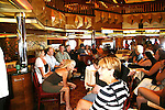 10 Actors and Fans and Liz Keifer play bingo and have a Meet & Greet - Day 2 - August 1, 2010 - So Long Springfield at Sea aboard Carnival's Glory (Photos by Sue Coflin/Max Photos)