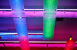 Neon Ceiling/New York Hotel