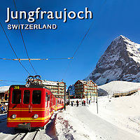 Jungfraujoch | Jungfraujoch Swiss Alps Pictures, Photos & Images