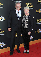 NORTH HOLLYWOOD, CA - JUNE 2:  Christopher Knight and Florence Henderson at The Television Academy's 70th Anniversary at The Television Academy on June 2, 2016 in North Hollywood, California. Credit: PGSK/MediaPunch