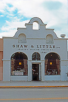 San Diego CA: Mission Revival: 1785 Logan Avenue. <br />