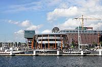 Nederland - Amsterdam -  2019. Restaurant Loetje aan het IJ. Foto Berlinda van Dam / Hollandse Hoogte