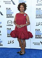08 February 2020 - Santa Monica - Alfre Woodard. 2020 Film Independent Spirit Awards - Arrivals held at Santa Monica Pier. Photo Credit: Birdie Thompson/AdMedia