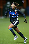 Yuri Kawamura (JPN), NOVEMBER 29, 2015 - Football / Soccer : Yuri Kawamura of Japan runs during the International friendly match between Netherlands women's national team and Japan women's national team at FC Volendam Stadium in Volendam, Netherlands (Photo by AFLO)
